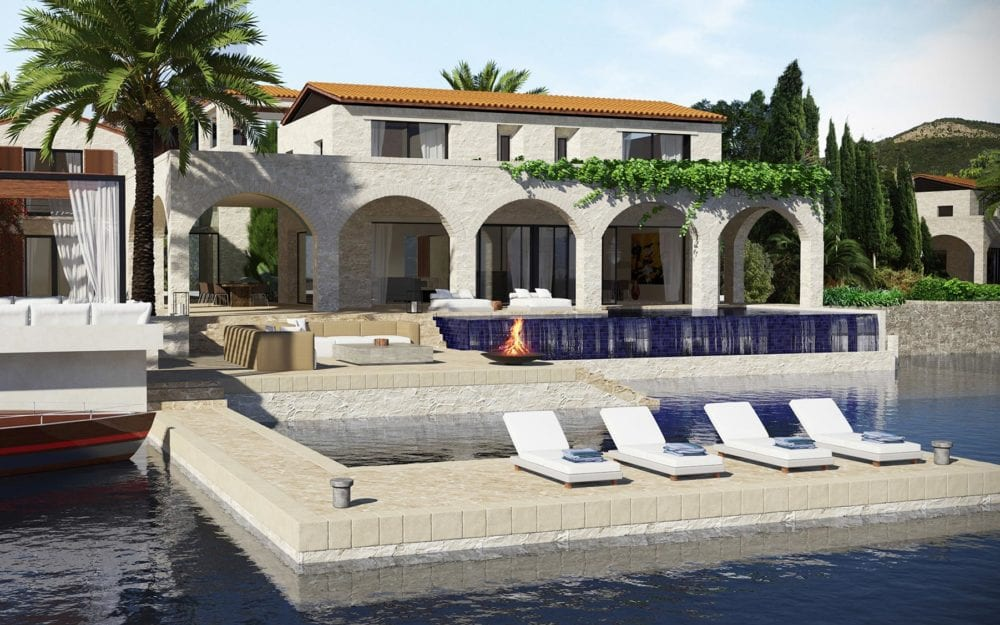 Montenegro One and Only Waterfront Villa Hotels and Lodges