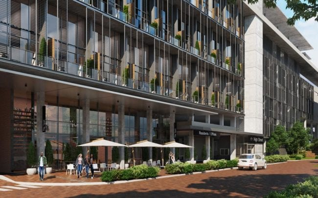 Umhlanga Arch Commercial and Mixed Use