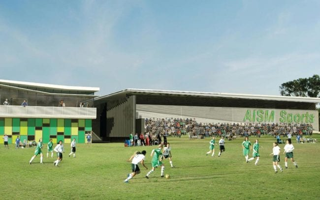 American International School Education and Sports Facilities