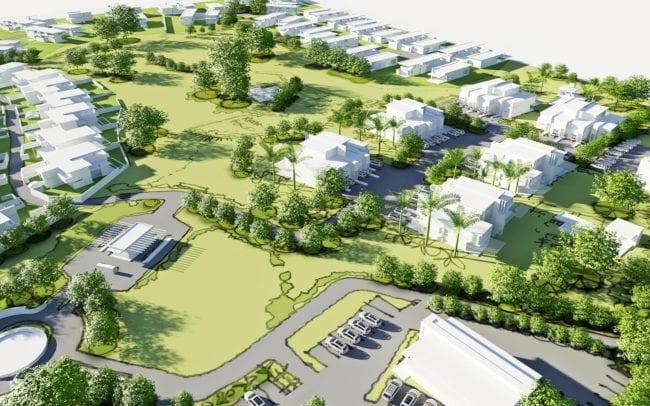 Chiango Garden Master Planning and Urban Design