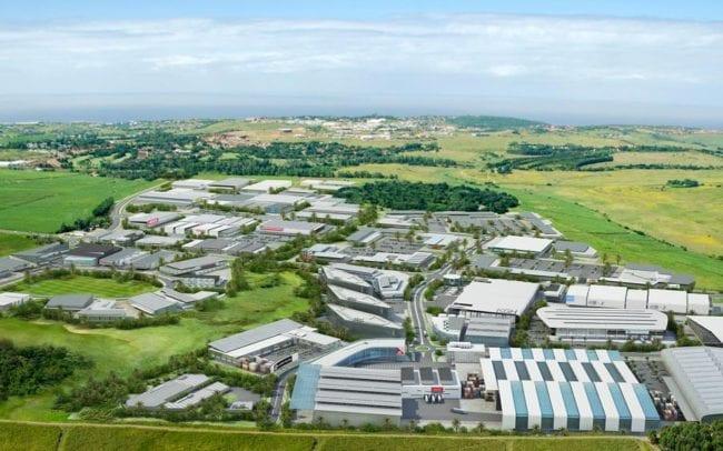 Kwazulu Natal Industrial Estate Master Planning and Urban Design
