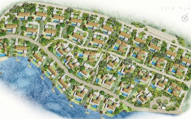 Montegro Porto Novi Masterplanning and Urban Design