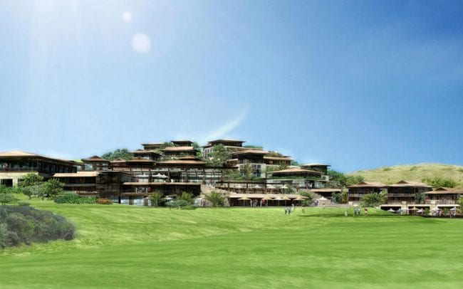 Zambali Golf Clubhouse Education and Sports Facilities