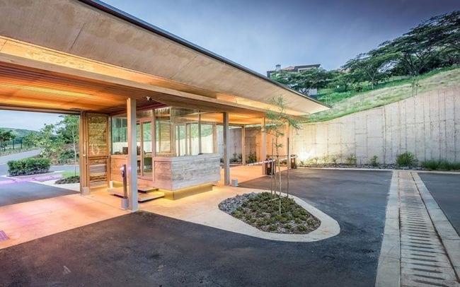 Lazuli Lifestyle Retirement Estate gatehouse architects ballito south africa