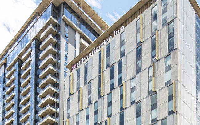 Hilton Hotel architects umhlanga durban south africa